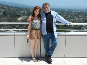 Hannah and Her Dad